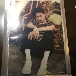 Kai photo card