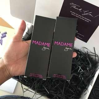 Madams Izara Lip Kit Set! BNIB! Authentic!!! Heavily discounted!