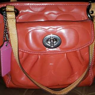 (Reduced) Authentic Coach Handbag