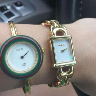 Original gucci watch individual price