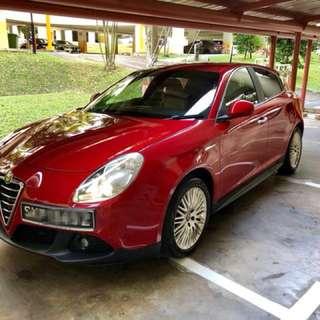 Alfa Romeo Giulietta 1.4 Auto Turbo Multiair