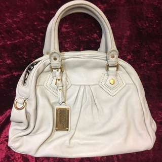 Marc by Marc Jacobs 米白手袋,95%new