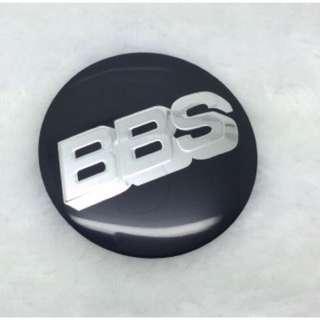 🚚 改裝 BBS 鋁圈 輪圈中心蓋貼紙 標誌 貼標65MM Benz AMG BMW E30 Honda K8 Evo