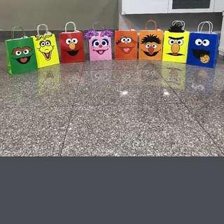Sesame Street Goody Bag