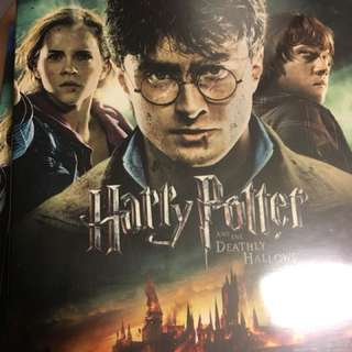 Brand new Harry Potter and the Deathly Hallows Part 2