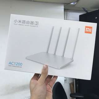 All-New XiaoMi Router 3 全新路由器3