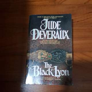 The black lyon / jude deveraux