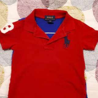 Preloved Original Polo Ralph Lauren Baby