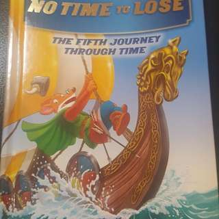 Geronimo stilton(the fifth journey through time)