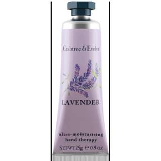 Crabtree & Evelyn - Lavender Ultra-Moistrurising Hand Therapy (25ml)