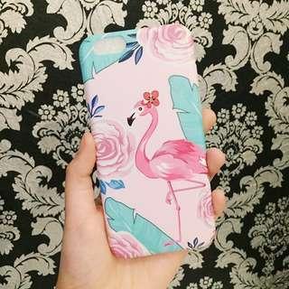 iPhone Case 6 (Flamingo)