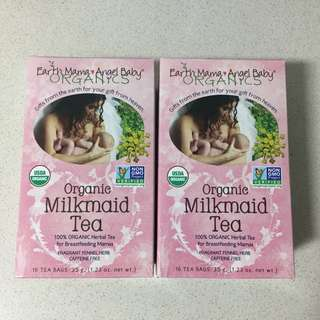 Milkmaid Tea (Milk Booster)