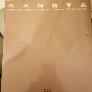 H.O.T安七炫KangTa绝版寫真集