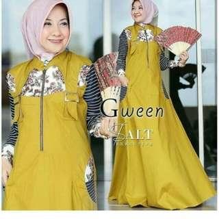 Baju yuna dress