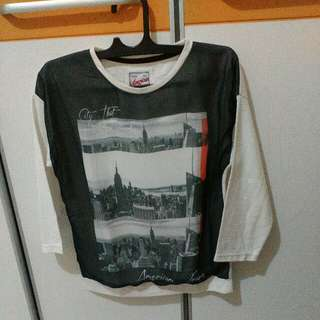 t shirt lengan panjang sweater