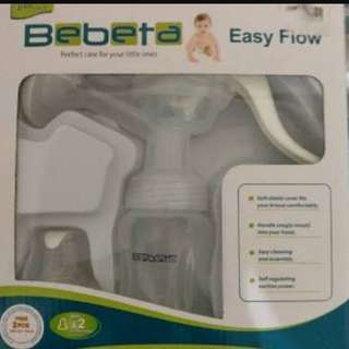 Breast Pump Manual(Bebeta)