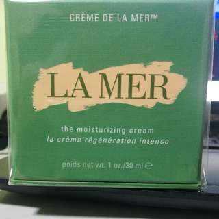 lamer moisturizing cream
