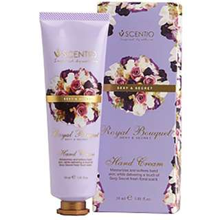 Scentio Royal Bouquet Sexy & Secret Hand Cream (30ML)