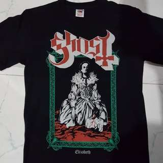 Metal Band. Ghost Elizabeth T-Shirt