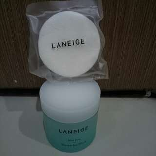 Laneige waterclay mask brand new 70ml