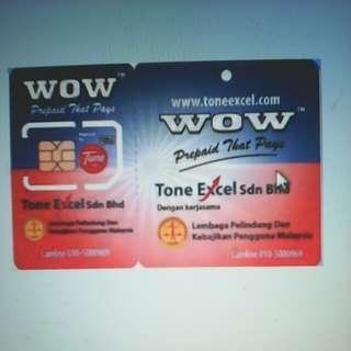 Program Komuniti Pengguna Handphone WOW Tone Excel