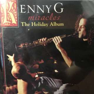 Kenny G - Miracles the Holiday Album