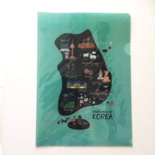 #HUAT50Sale BN Korean File Holder