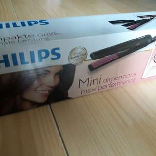 Philips Hair Straightener Mini HP8301
