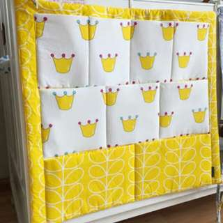 Baby Bed Organizer