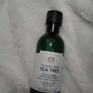 BERBAGAI TEA TREE BODY SHOP