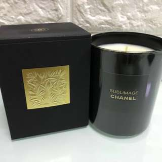 CHANEL VIP SUBLIMAGE SCENTED CANDLE 香薰 蠟燭 另有 CHANEL CARTIER HERMES LV JO MALONE