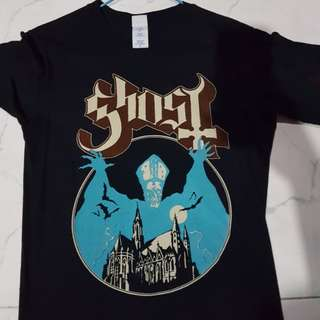 Metal Band. Ghost T-Shirt