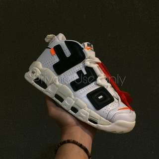 Nike Air More Uptempo X Off White Virgil Abloh MIRROR 1:1