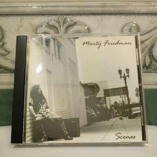 CD Marty Friedman - Scenes
