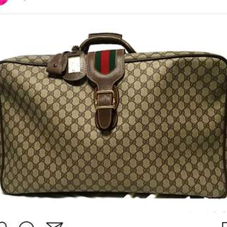 "PREORDER! GUCCI ""Old Gucci"" TRUNK 55"