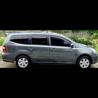 Nissan grand livina manual ( lady owner)