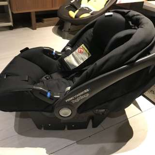 peg-perego car seat baby carry