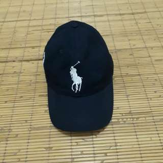 Polo ralph lauren navy blue men/woman cap hat