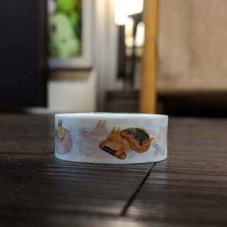 [BN] Washi Tape (Snacks & Rabbits)