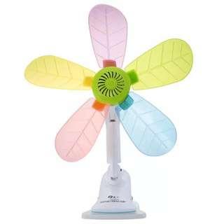 Portable Clip Electric Fan