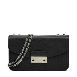 😍Furla Julia Pochette Chain Bag