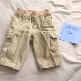 Carters Corduroy Pants