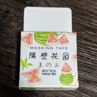 [BN] Washi Tape (Watermelon)