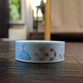 [BN] Washi Tape (Whale)