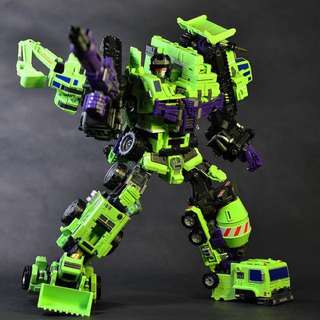 Transformers maketoys giant authentic not ko