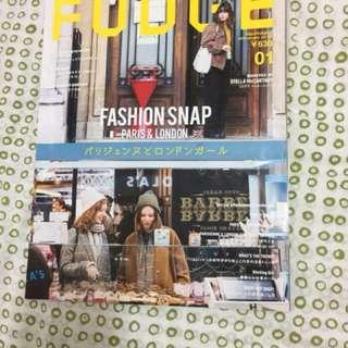 🚚 FUDGE fashion snap Paris and london(含運)