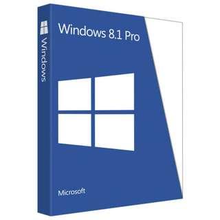 Windows 8.1 Pro (OEM & RETAIL)