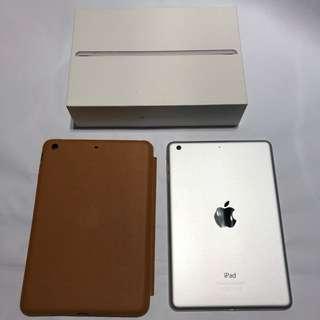 iPad Mini 3 WiFi 64GB Full Set + Apple Smart Case