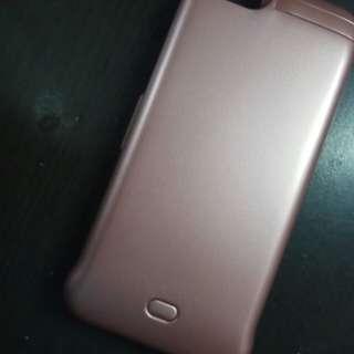 Iphone6充電手機殼