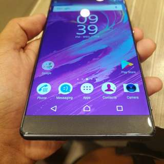 Sony Xperia XA Ultra Black Edition 4G LTE